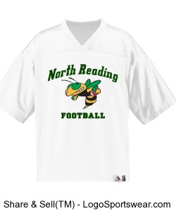 Football T Shirt - Printed Design Zoom